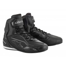 Alpinestars Stella Faster-3 Shoes Black Silver