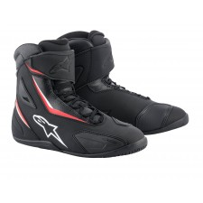 Alpinestars Fastback-2 Shoes Black Red
