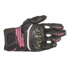 Alpinestars Stella Sp X Air Carbon V2 Gloves Black Fuchsia