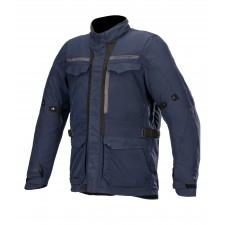 Alpinestars Barcelona Drystar Jacket Blue Navy