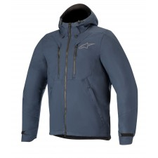 Alpinestars Domino Tech Hoodie Blue Navy