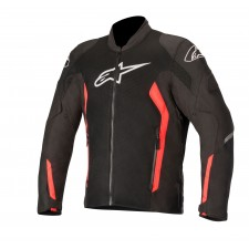 Alpinestars Viper V2 Air Jacket Black Red Fluo