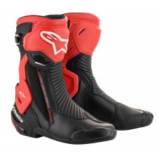 Alpinestars Smx Plus V2 Boots Black Red