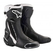Alpinestars Smx Plus V2 Boots Black White
