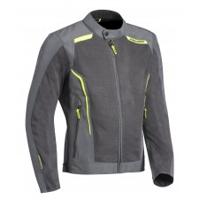 IXON Cool Air GRIS/JAUNE VIF