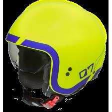 Casque Moto Fluo Jet