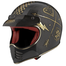 Premier MX CARBON NX GOLD CHROMED