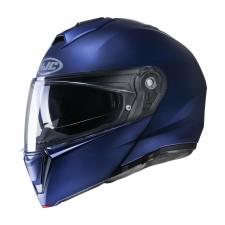 HJC i90 SEMI MAT BLEU METAL / SEMI FLAT METALIC BLUE