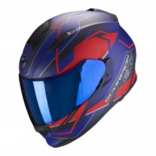 Scorpion EXO-510 AIR BALT Matt Blue -Red