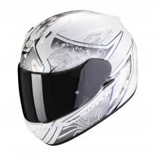 Scorpion EXO-390 CLARA White-Silver