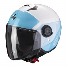 Scorpion EXO-CITY SYMPA White-Light Blue