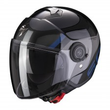 Scorpion EXO-CITY SYMPA Black-Silver