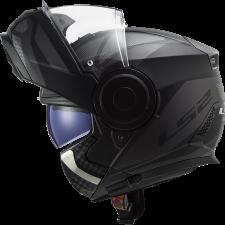 LS2 FF902 SCOPE AXIS BLACK TITANIUM