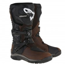 Alpinestars Corozal Adventure Drystar Boots Oiled Leather Brown Black