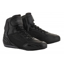 Alpinestars Faster-3 Drystar Shoes Black Cool Gray