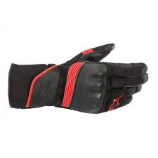 Alpinestars Valparaiso V2 Drystar Gloves Black Bright Red