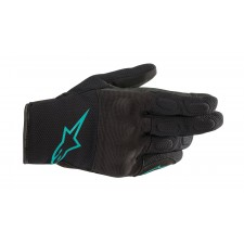 Alpinestars Stella S Max Drystar Gloves Black Teal