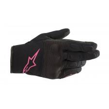 Alpinestars Stella S Max Drystar Gloves Black Fuchsia