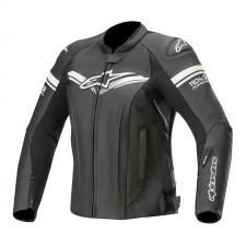 Alpinestars Stella Gp-r Leather Jkt Tech-air Compatible Black
