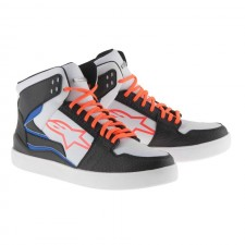 Alpinestars Stadium Shoes Black White Red Blue