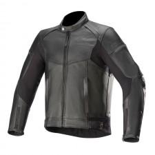 Alpinestars Sp-55 Leather Jacket Black