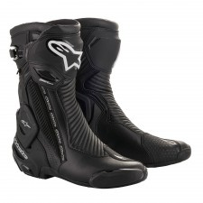 Alpinestars Smx Plus V2 Goretex Black Silver