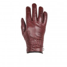 Helstons Nelly Hiver Cuir Bordeaux