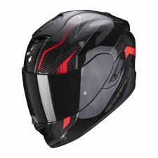 Scorpion EXO-1400 AIR FORTUNA Noir-Rouge