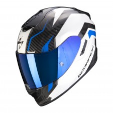 Scorpion EXO-1400 AIR FORTUNA Blanc-Bleu