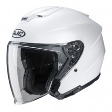 HJC i30 SEMI MAT BLANC PERLE / SEMI FLAT PEARL WHITE