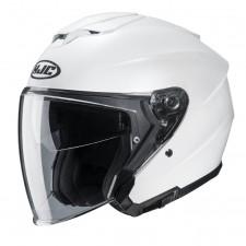HJC i30 BLANC PERLE / PEARL WHITE