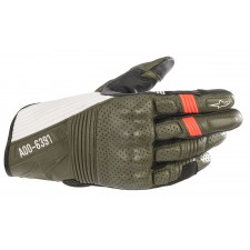 Alpinestars As-dsl Diesel Kei Gloves Forest Black White Red Fluo