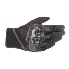 Alpinestars Chrome Gloves Black Tar Gray