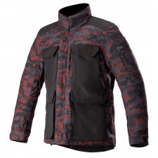 Alpinestars City Pro Drystar Jacket Camo Black