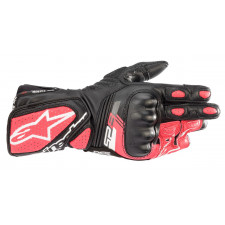 Alpinestars Stella Sp-8 V3 Gloves Black White Diva Pink