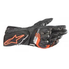 Alpinestars Sp-8 V3 Gloves Black Red Fluo