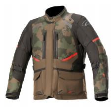 Alpinestars Andes V3 Drystar Jacket Dark Khaki Camo