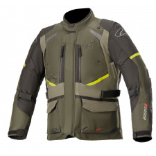 Alpinestars Andes V3 Drystar Jacket Forest Military Green