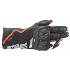 Alpinestars Sp-365 Drystar Gloves Black Red Fluo White