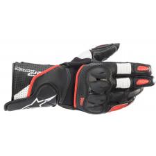 Alpinestars SP-2 V3 Black/white/Bright Red