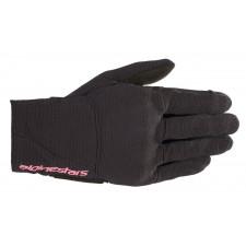 Alpinestars Reef Womens Gloves Black Fuchsia
