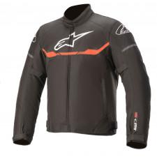 Alpinestars T-sp S Waterproof Jacket Black Red Fluo