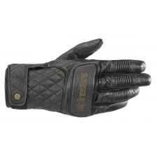 Alpinestars Brass Leather Gloves Black