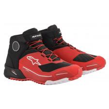 Alpinestars Cr-x Drystar Riding Shoes Red Black