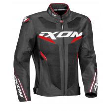 IXON Draco Jacket Noir/Blanc/Rouge