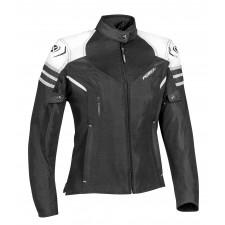 IXON Ilana Jacket Noir/Blanc/Gris