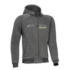 IXON Palermo Jacket Anthracite/Noir/Jaune Vif