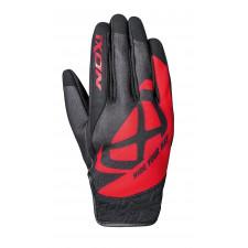 IXON Rs Slicker Noir/Rouge