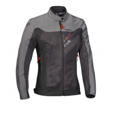 IXON Orion Lady ANTHRACITE/GRIS/ROUGE