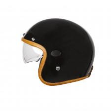 Helstons Naked Helmet Carbon Noir